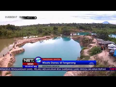 Wisata Danau di Tangerang - NET5