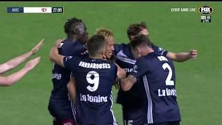 Keisuke Honda First Hyundai A-Leauge Goal 本田圭佑選手が Aリーグで初ゴールを決めた! 20.10.2018 COMMENTARY
