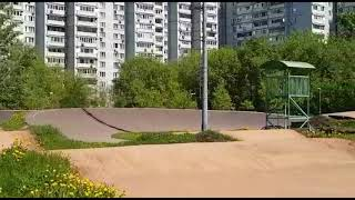 BMX Race /велоспорт / bmxkids / training day 2018