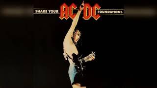 Shake Your Foundations (Español/Inglés) - AC/DC