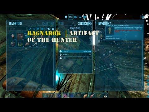 Ark Ragnarok : Artifact of the Hunter and Jungle Dungeon