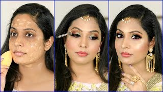 Indian Wedding Makeup - Step By Step For Beginners In Hindi | Shruti Arjun Anand