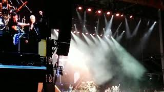 """Foo fighters with Billy Idol """"Gimme Some Truth"""" (HD) - Live at Welcome to Rockville 2018 [Day 3]"""