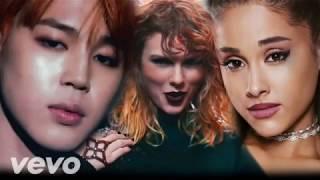 Cutest Moments -( BTS,EXO,ARIANA GRANDE,TAYLOR SWIFT,LADY GAGA) | INFORPOP!