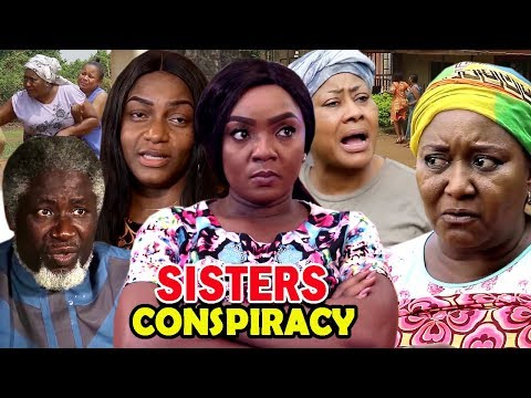 SISTERS CONSPIRACY - Classic Release | Chioma Chukwuka | Nigerian Nollywood Movies Full HD