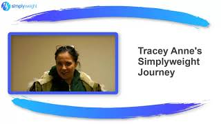 Tracey Anne's testimonial | Simplyweight