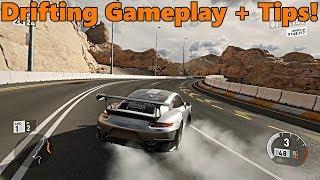 Forza Motorsport 7 Demo | Dubai FULL DRIFTING GAMEPLAY, Porsche 911 GT2RS Drifting Tips