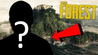 Trapped On A HAUNTED Island w/ The Most ANNOYING Person On Earth! - The Forest Multiplayer Ep.1