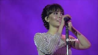 AITANA 'CON LA MIEL EN LOS LABIOS' | Play Tour Barcelona (Palau)   03112019 | @Jejuu14
