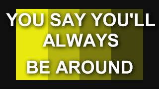 Charice - Never Always Lyric Video