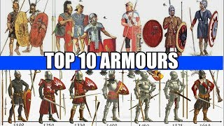 Top 10 Most Effective Armours in History (Pre-Modern)