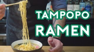 Binging with Babish: Tampopo Ramen