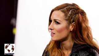 WWE superstars Becky Lynch and Stephanie McMahon reveal who inspired them