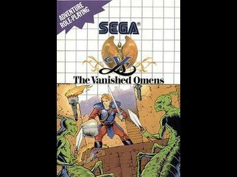 Ys - The Vanished Omens - Sega Master System HD 60 fps