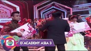 Detik-Detik Kemenangan Fildan di D'Academy Asia 3