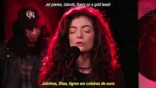 Lorde  'Royals'  (Legendas Pt/Eng)