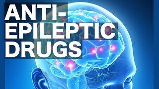 Pharmacology - ANTIEPILEPTIC/SEIZURE DRUGS