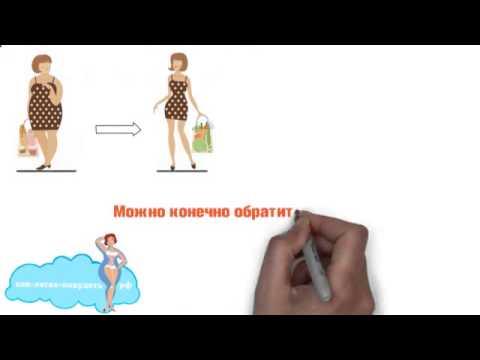 Как убрать живот после похудания