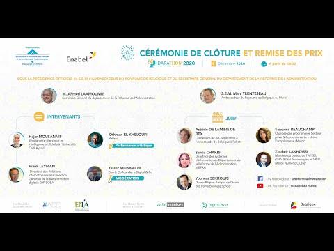 #IDARATHON: La clôture - Maroc
