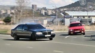 Грузинские водители-экстремалы рвутся в Голливуд (новости)