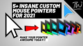 5+12 Custom Mouse Pointers To Make Your Cursor Look Awesome!