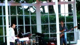 Julian Smith aka Joolz and band at The Botanical Gardens 18th July 2010