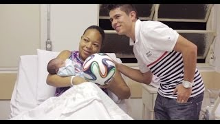 The World Cup & Adidas Brazuca Babies