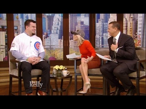 The Cubs' Kyle Schwarber on Winning the World Series