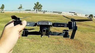 ZLRC SG901 Yue 4K Folding Camera Drone Flight Test Review
