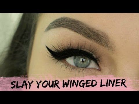 Winged Liner For Hooded Eyes ♡ Sophia LCS