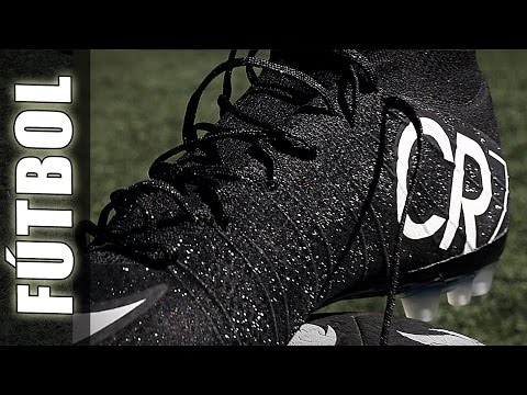 Botas de Fútbol Cristiano Ronaldo CR7 Nike Mercurial Superfly AG - Test, Review & Unboxing