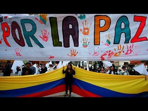 Oι αντάρτες FARC στον δρόμο της ειρήνης