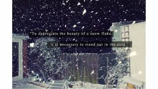 Top Quotes About Winter