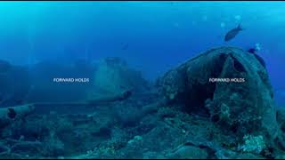 Thistlegorm - Forward Holds