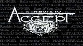 Accept Covers - Tankard - Son Of A Bitch