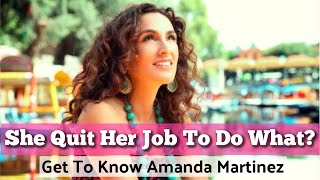 Get To Know AMANDA MARTINEZ - Follow Your Dreams MOTIVATIONAL VIDEO