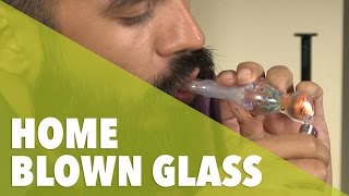 Home Blown Glass // 420 Science Club