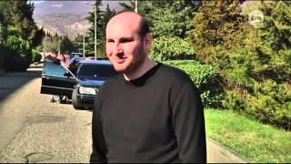 Giorgi Tevzadze Drift BMW M5 Need For Drive TVN Relacja