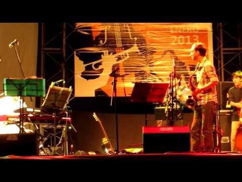 Grupo Água Viva en Jazz Mercedes 2013