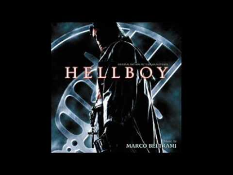 """Marco Beltrami scores """"Hellboy"""""""