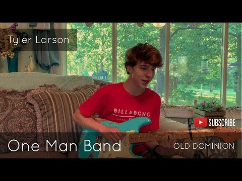 Old Dominion - One Man Band (Tyler Larson Cover)