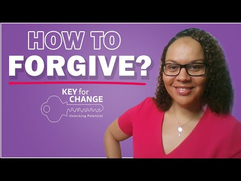 How to forgive!!!