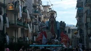 preview picture of video '8 12 2013 Festa dell'Immacolata a Torre del Greco 2a parte'