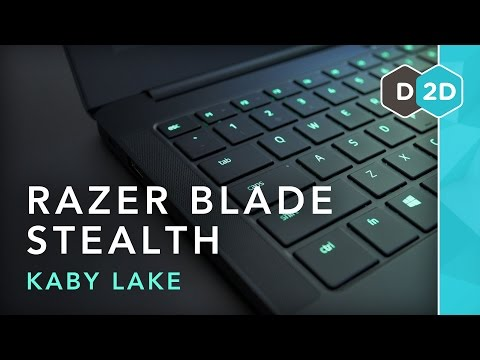 New Razer Blade Stealth Review (Kaby Lake) – Is it Much Better?