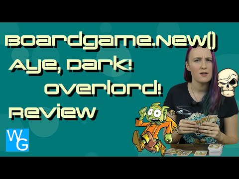 Aye, Dark Overlord! Gameplay Review - BoardGame.new()