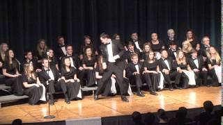 Sit Down, You're Rockin' the Boat, FCHS A Cappella Choir, May 20, 2014