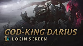 VS 2018: God-King Darius | Login Screen - League of Legends