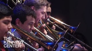 National Jazz Workshop Big Band - Millennium Stage (March 1, 2018)
