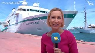 MS Deutschland: Schiffsrundgang