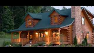 Log Homes | Log Cabin Homes | Southland Log Homes